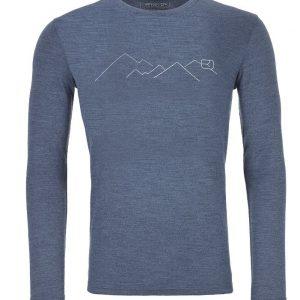 ORTOVOX 185 MERINO MOUNTAIN Langarm Shirt M