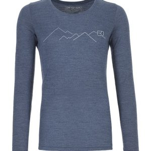 ORTOVOX 185 MERINO MOUNTAIN Langarm Shirt W