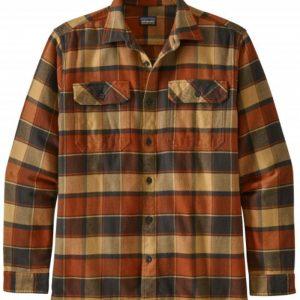 Patagonia Fjord Flannel Shirt - Hemd