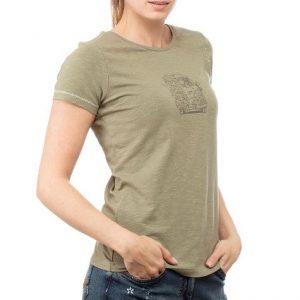 Chillaz Gandia Lettering Bus T-Shirt Women