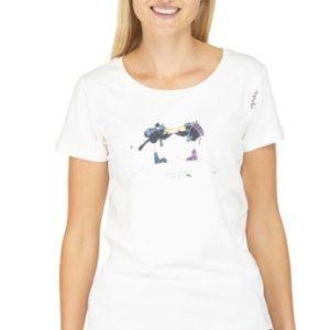 Chillaz Gandia Gipfelstürmer Shirt Damen