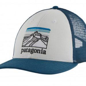 Patagonia Line Logo Ridge Lopro Trucker Cap