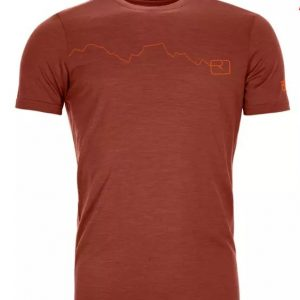 Ortovox Herren 120 Tec. Mountain T-Shirt