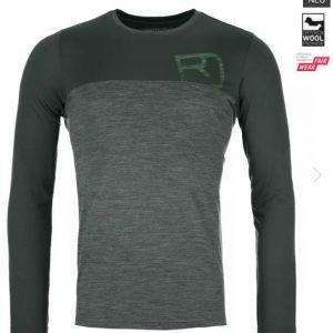 Ortovox Herren 150 Cool Logo Long-Shirt