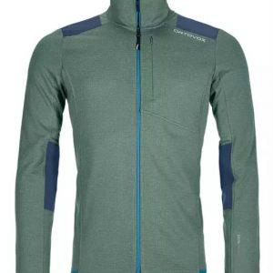Ortovox Herren Fleece Light Grit Jacket
