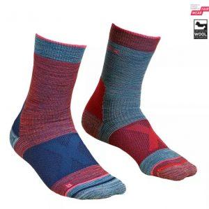 Ortovox Damen Alpinist MID Socks