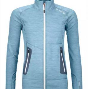 Ortovox Damen Fleece Light Jacket